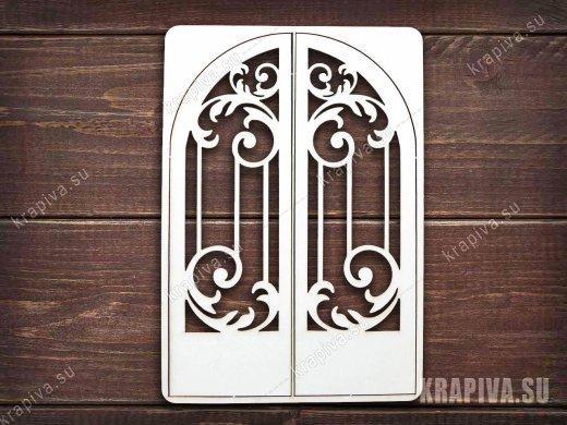 Чипборд Дверь №2