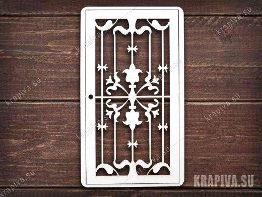 Чипборд Дверь №3
