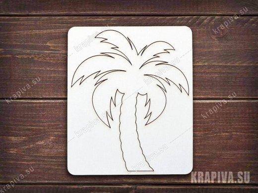 Чипборд Пальма №3