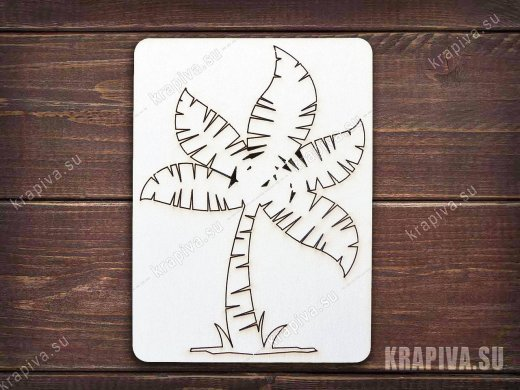 Чипборд Пальма №2