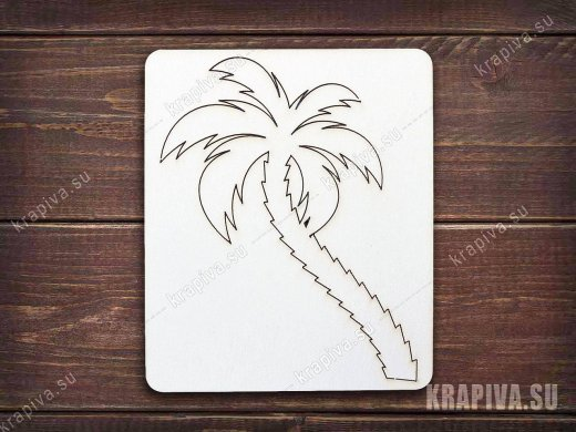Чипборд Пальма №4