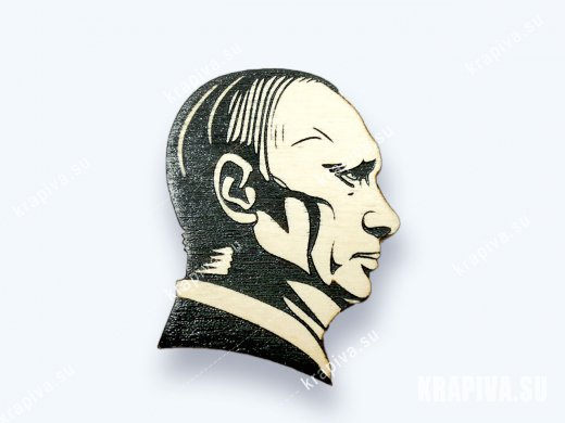 Значок Путин