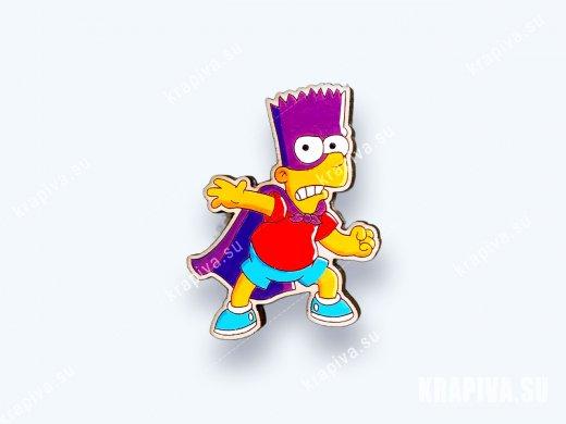 Значок Барт №3