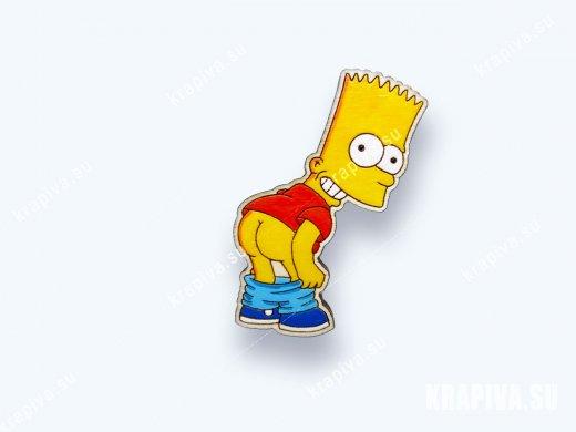 Значок Барт №5