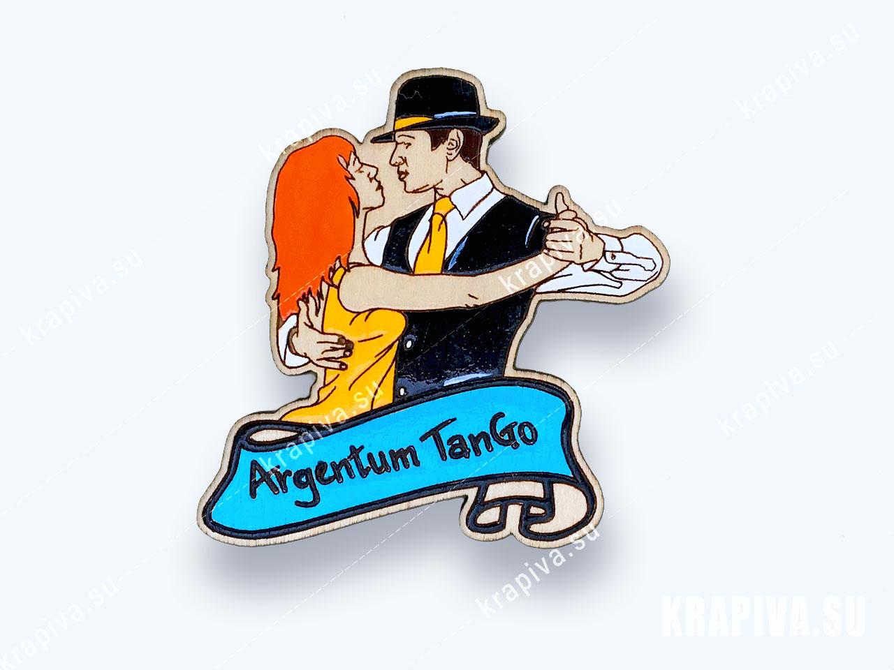 Значок Танго (фото-1)