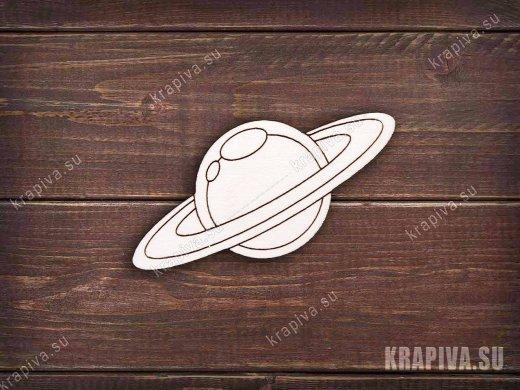 Сатурн основа для броши